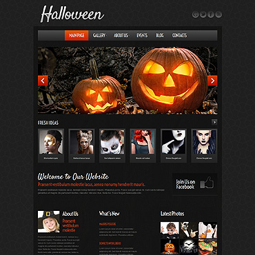 Website Template № 51972
