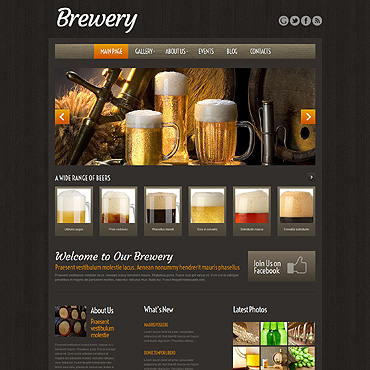 Website Template № 51974