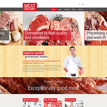 Website Template № 51977