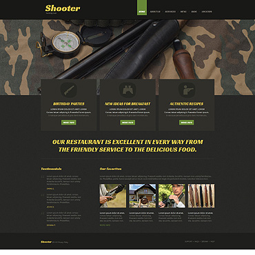 Website Template № 51980