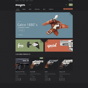 Website Template № 51985