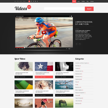 Website Template № 51988