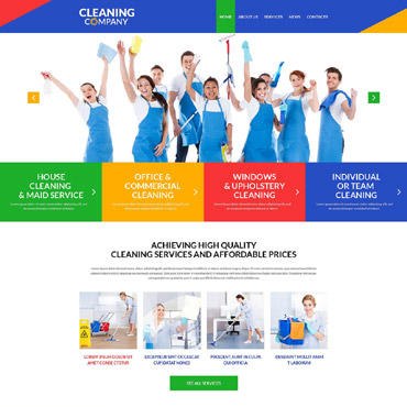 Website Template № 51991