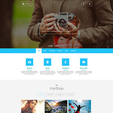 Website Template № 52026