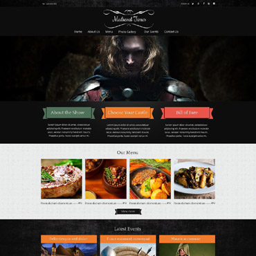 Website Template № 52030