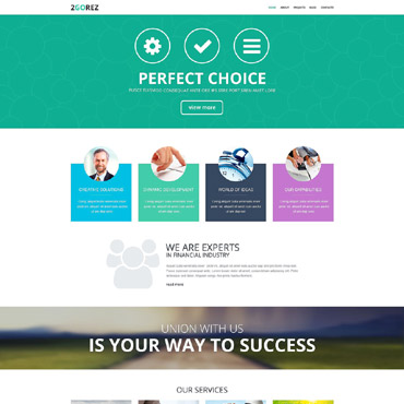 Website Template № 52036