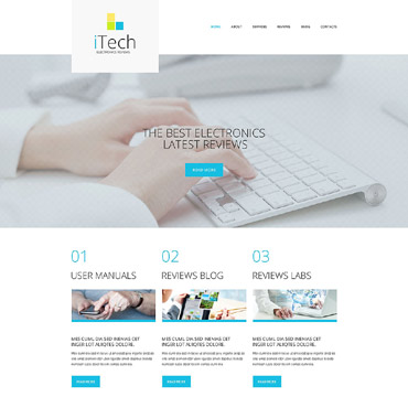 Website Template № 52051