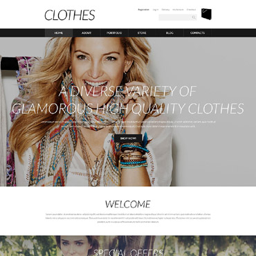 Website Template № 52066