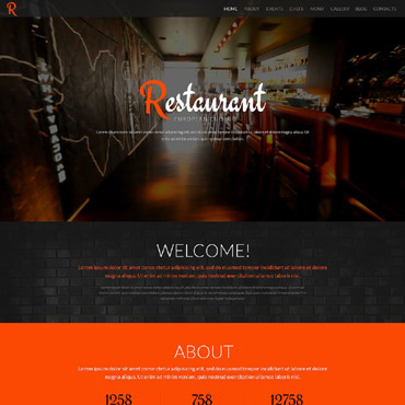 Website Template № 52083