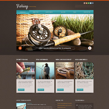 Website Template № 52104
