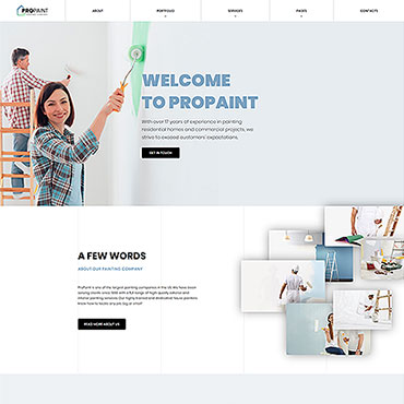 Website Template № 52119