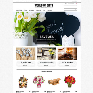 Website Template № 52124