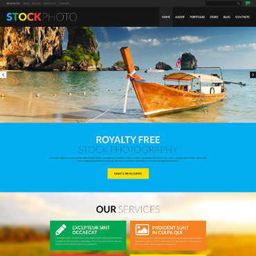 Website Template № 52166