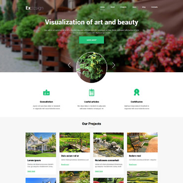 Website Template № 52177