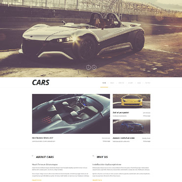 Website Template № 52182