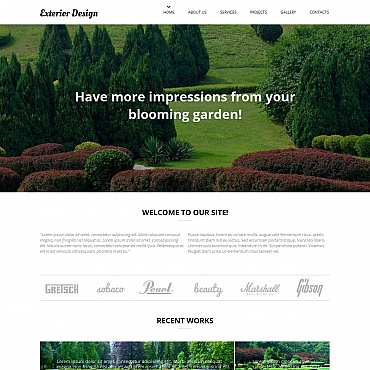 Website Template № 52193