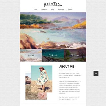 Website Template № 52234