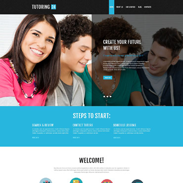 Website Template № 52267