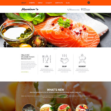 Website Template № 52305