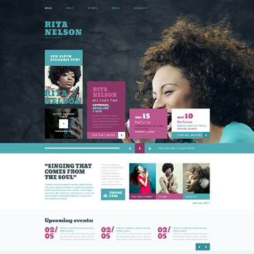 Website Template № 52314