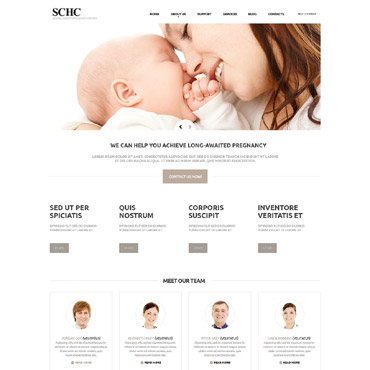Website Template № 52318