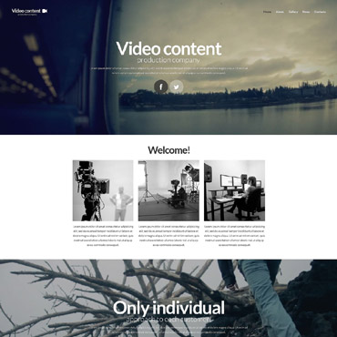 Website Template № 52335