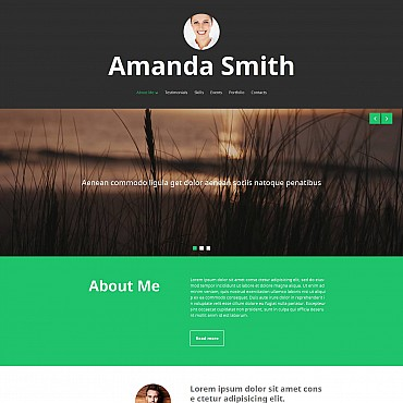 Website Template № 52351