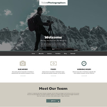 Website Template № 52355