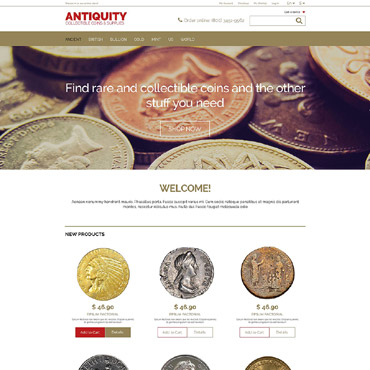 Website Template № 52377