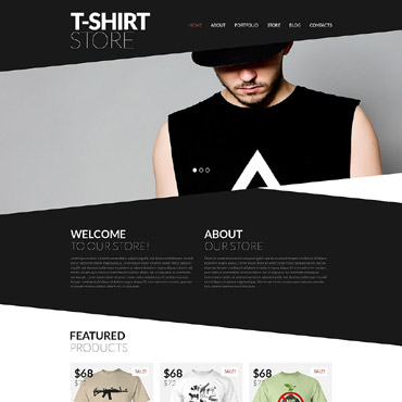 Website Template № 52383
