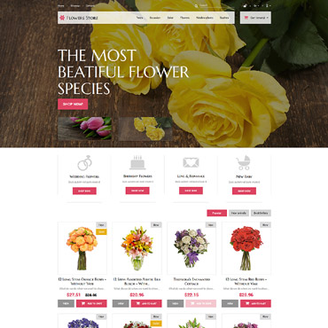 Website Template № 52387