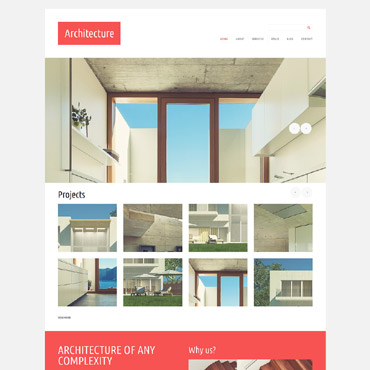 Website Template № 52411