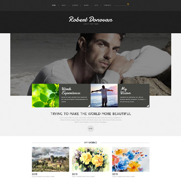 Website Template № 52414
