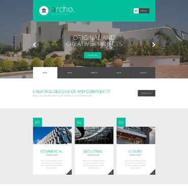 Website Template № 52424