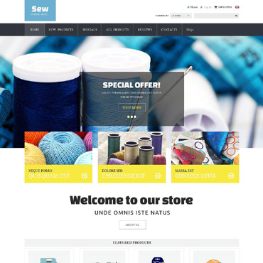 Website Template № 52435
