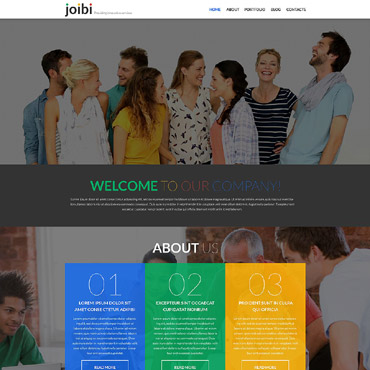 Website Template № 52442