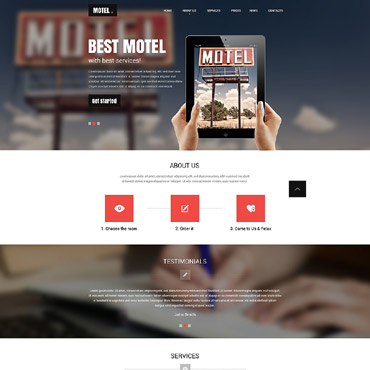 Website Template № 52449