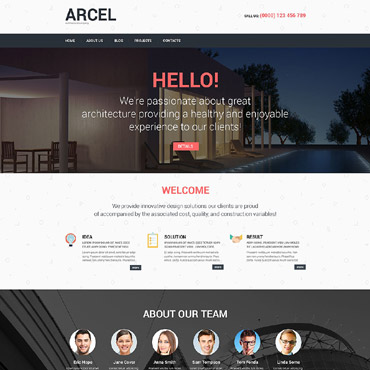 Website Template № 52466