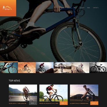Website Template № 52475