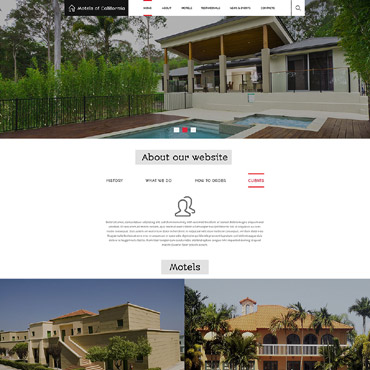 Website Template № 52489