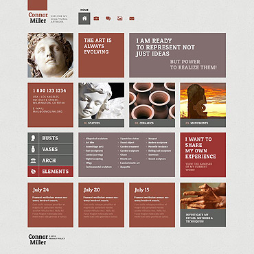 Website Template № 52508