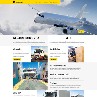 Website Template № 52520