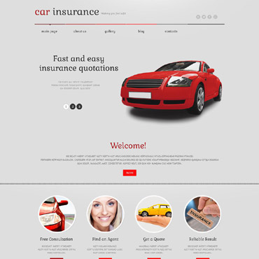 Website Template № 52562