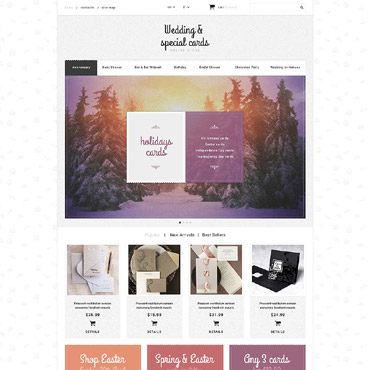 Website Template № 52566
