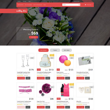 Website Template № 52575