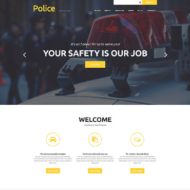 Website Template № 52578