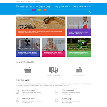Website Template № 52582