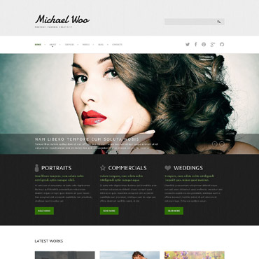 Website Template № 52587