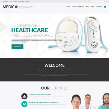 Website Template № 52627
