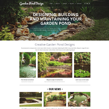 Website Template № 52638